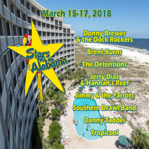 (full band) Orange Beach, AL - Stars Fell On Alabama @ Island House Hotel Beach Tent | Orange Beach | Alabama | United States